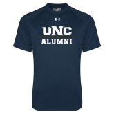 Under Armour Navy Tech Tee-Alumni