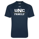 Under Armour Navy Tech Tee-Family