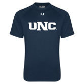 Under Armour Navy Tech Tee-UNC