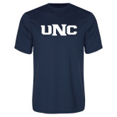 Performance Navy Tee-UNC