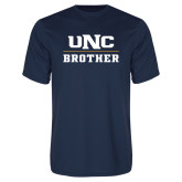 Performance Navy Tee-Brother