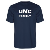 Performance Navy Tee-Family