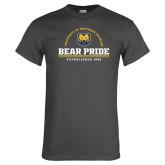 Charcoal T Shirt-Bear Pride