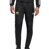 Adidas Black Tiro 19 Training Pant-UNC Bear Logo