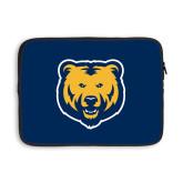 13 inch Neoprene Laptop Sleeve-UNC Bear Logo