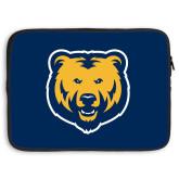 15 inch Neoprene Laptop Sleeve-UNC Bear Logo