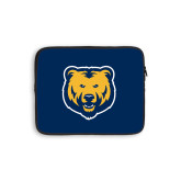 10 inch Neoprene iPad/Tablet Sleeve-UNC Bear Logo