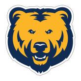 Medium Magnet-UNC Bear Logo, 8 inches wide