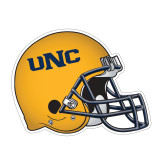 Football Helmet Magnet-UNC, 6 inches wide