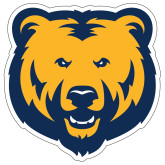 Extra Large Magnet-UNC Bear Logo, 18 inches wide