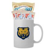 Cookies N Cocoa Gift Mug-UNC Bear Logo