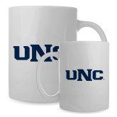 Full Color White Mug 15oz-UNC