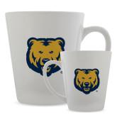 Full Color Latte Mug 12oz-UNC Bear Logo