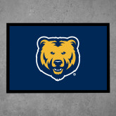 Full Color Indoor Floor Mat-UNC Bear Logo