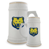 Full Color Decorative Ceramic Mug 22oz-UNC Bear Logo