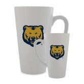 Full Color Latte Mug 17oz-UNC Bear Logo