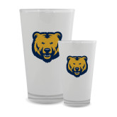 Full Color Glass 17oz-UNC Bear Logo