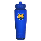Spectrum Blue Sport Bottle 28oz-UNC Bear Logo