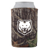 Collapsible Camo Can Holder-UNC Bear Logo