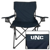 Deluxe Navy Captains Chair-UNC