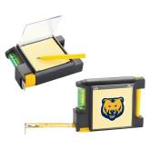 Measure Pad Leveler 6 Ft. Tape Measure-UNC Bear Logo