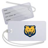 Luggage Tag-UNC Bear Logo