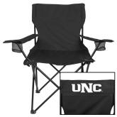 Deluxe Black Captains Chair-UNC