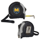Journeyman Locking 10 Ft. Silver Tape Measure-UNC Bear Logo
