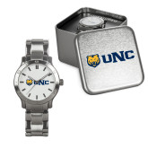 Mens Stainless Steel Fashion Watch-UNC Bears