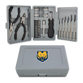 Compact 26 Piece Deluxe Tool Kit-UNC Bear Logo