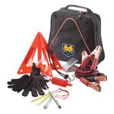 Highway Companion Black Safety Kit-UNC Bear Logo