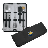 Grill Master Traditional BBQ Set-UNC Bear Logo