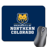 Full Color Mousepad-Northern Colorado Stacked Logo