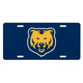 License Plate-UNC Bear Logo