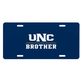 License Plate-Brother