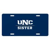 License Plate-Sister