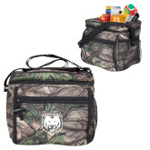 Big Buck Camo Junior Sport Cooler-UNC Bear Logo