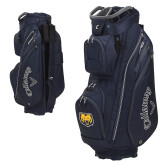 Callaway Org 14 Navy Cart Bag-UNC Bear Logo
