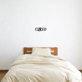 6 in x 1 ft Fan WallSkinz-Braves Wordmark
