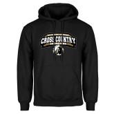 Black Fleece Hoodie-2018 Peach Belt Cross Country Champions