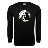 Black Long Sleeve TShirt-Primary Mark