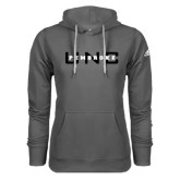 Adidas Climawarm Charcoal Team Issue Hoodie-UNC Pembroke