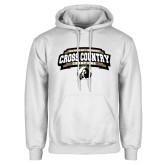 White Fleece Hoodie-2018 Peach Belt Cross Country Champions