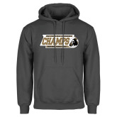 Charcoal Fleece Hoodie-2017 Peach Belt Conference Mens Outdoor Track and Field