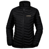 Columbia Lake 22 Ladies Black Jacket-UNC Pembroke