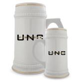 Full Color Decorative Ceramic Mug 22oz-UNC Pembroke