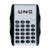 White Flip Cover Calculator-UNC Pembroke