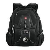 Wenger Swiss Army Mega Black Compu Backpack-Primary Mark