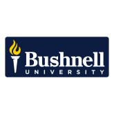 Large Decal-Bushnell University Primary Mark