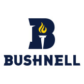 Large Decal-Bushnell Athletic Mark